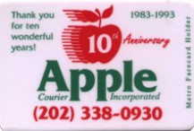 Apple Courier Incorporated