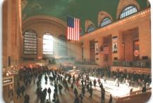 MetroCard Holder Grand Central Station