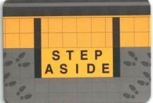 Metrocard Holder Metro Platform Safety Campaign