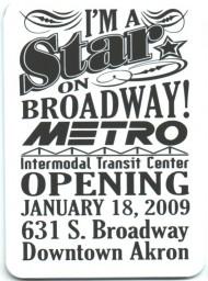 Akron, Ohio Transit