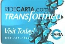 Metrocard Holder Carta | South Carolina