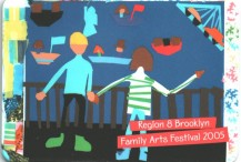 MetroCard Holder Brooklyn Family Arts Festival
