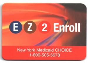 MetroCard Holder Medicaid
