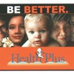 MetroCard Holder Health Plus