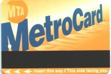 MetroCard Holder Metrocard