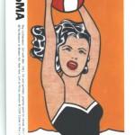 Metrocard Holder Museum of Modern Art MoMA Version 4