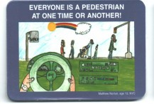 Metro Pedestrian Safety