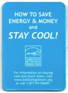 Energy Conservation Con-Edison New York